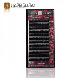 NOBLE LASHES rzęsy Russian Volume
