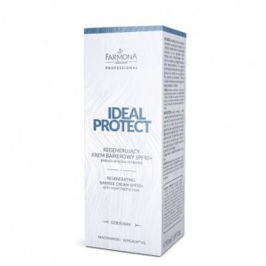 IDEAL PROTECT Regenerujący krem barierowy SPF50+ 50ml