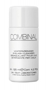 COMBINAL Eyelash cleanser 125 ml