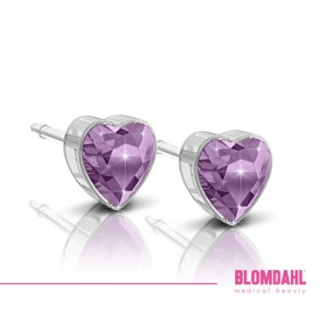Heart Light Amethyst 6 mm SFJ