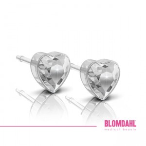 Heart Crystal 6 mm SFJ